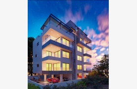 Новая 2-спальная Квартира в Современном Здании у Моря - 6