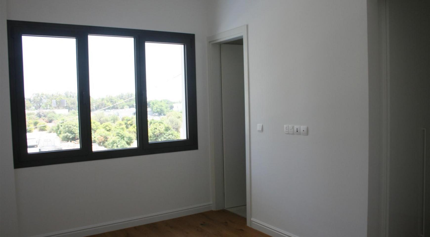 Новая Современная 3-Спальная Квартира  возле Моря - 46