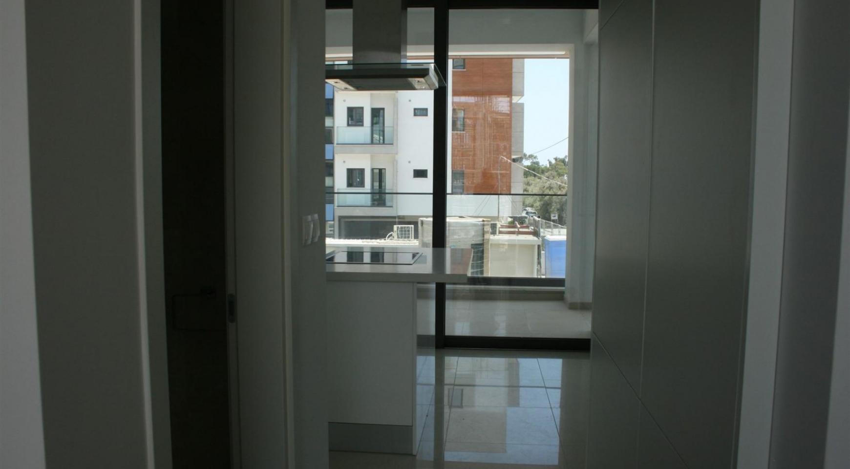 Новая Современная 3-Спальная Квартира  возле Моря - 14