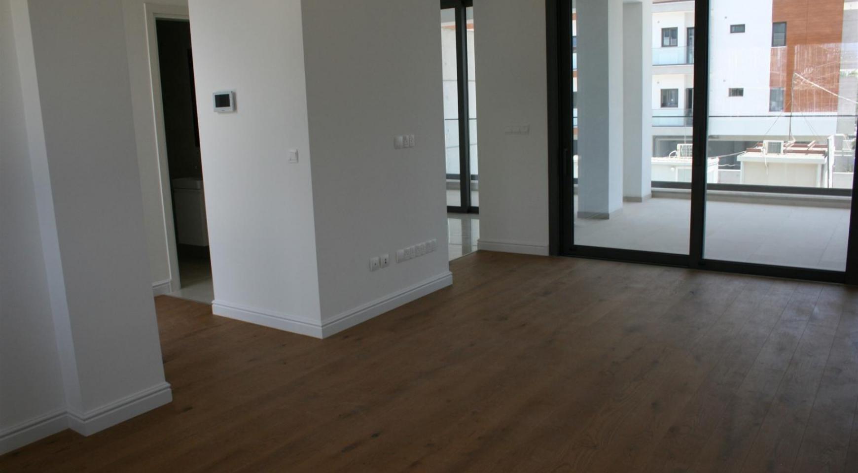 Новая Современная 3-Спальная Квартира  возле Моря - 30
