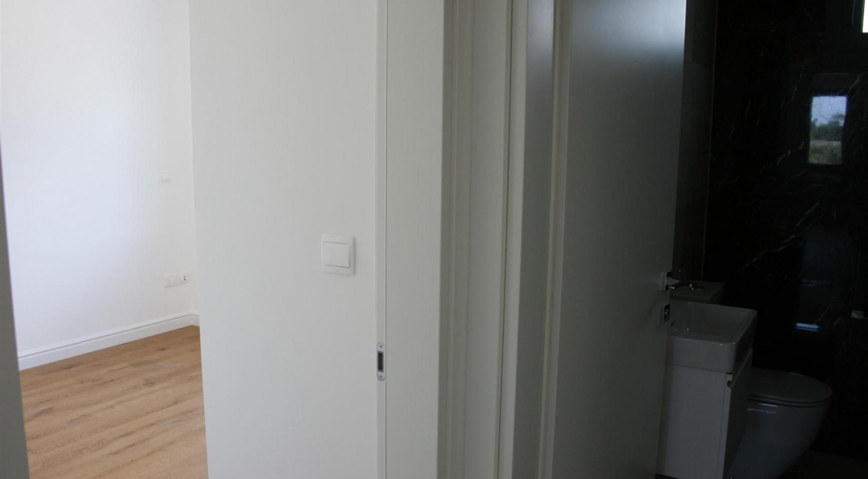 Новая Современная 3-Спальная Квартира  возле Моря - 36