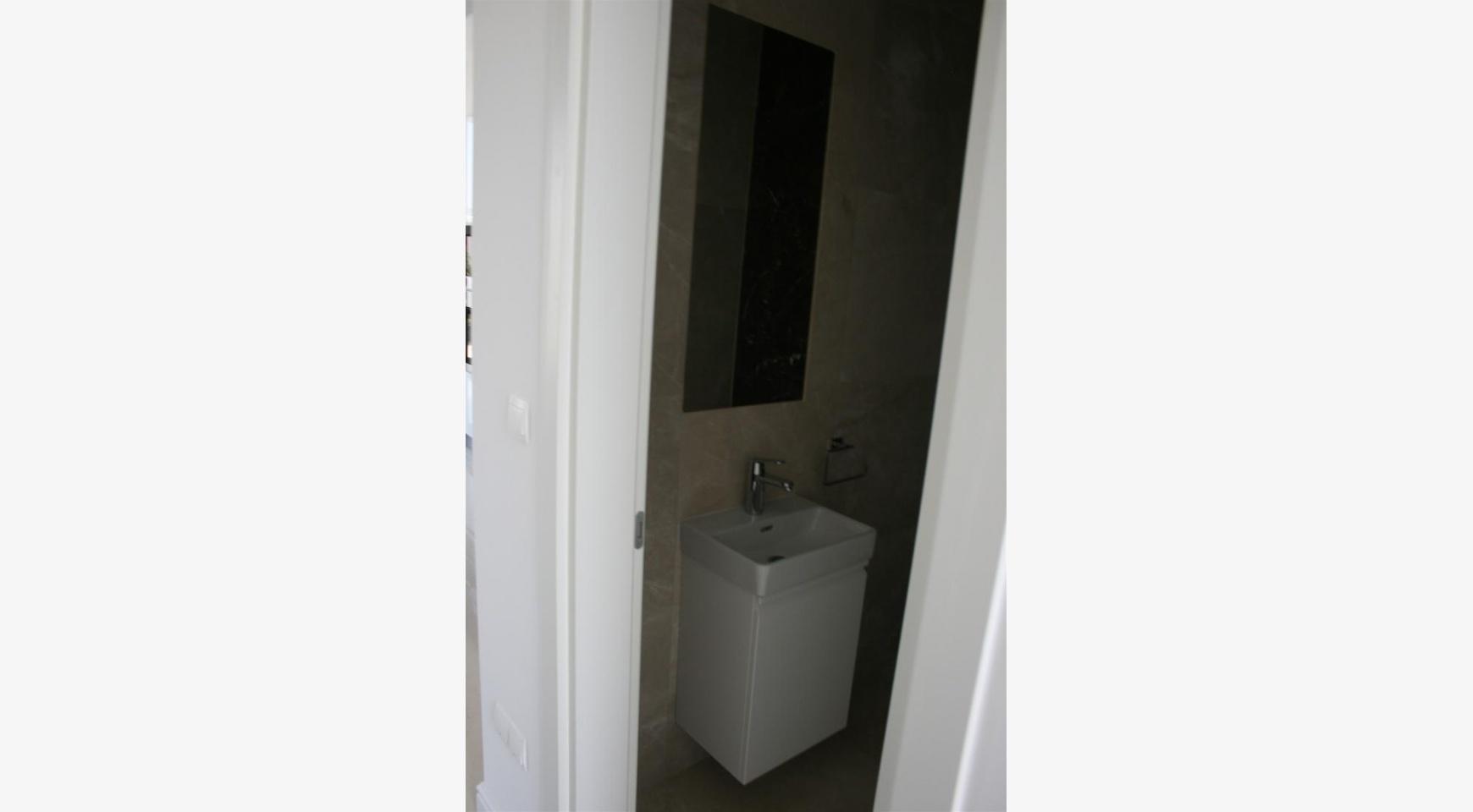 Новая Современная 3-Спальная Квартира  возле Моря - 13
