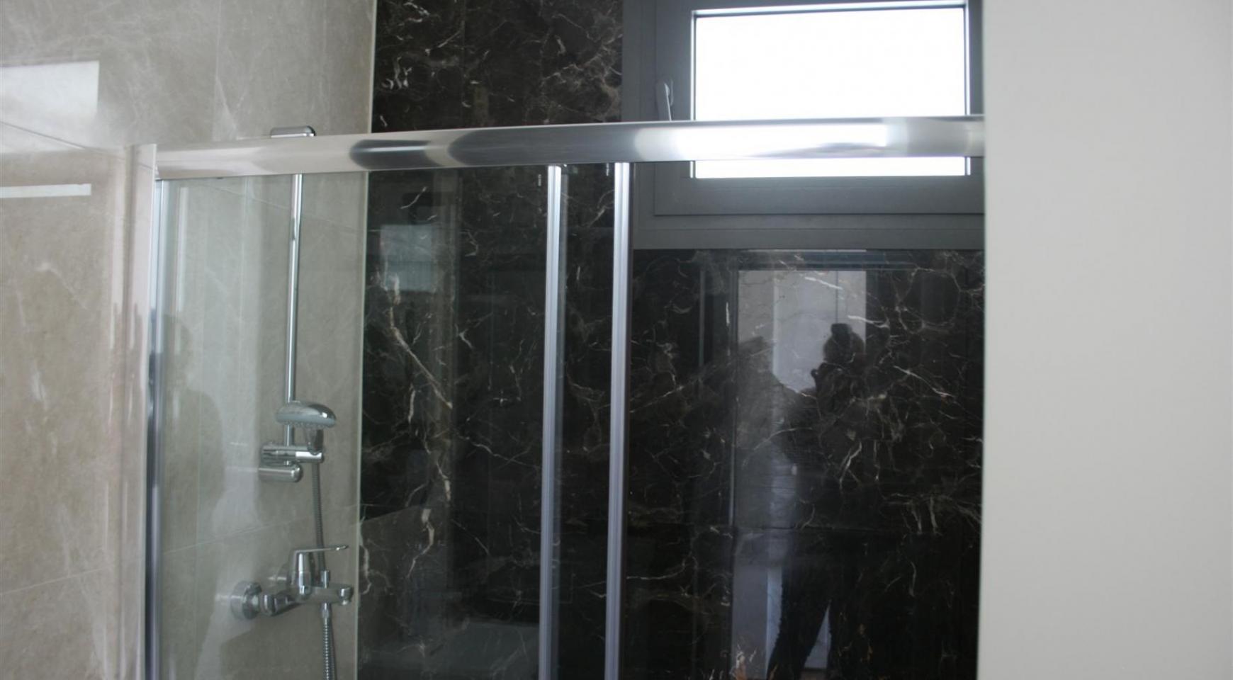 Новая Современная 3-Спальная Квартира  возле Моря - 39