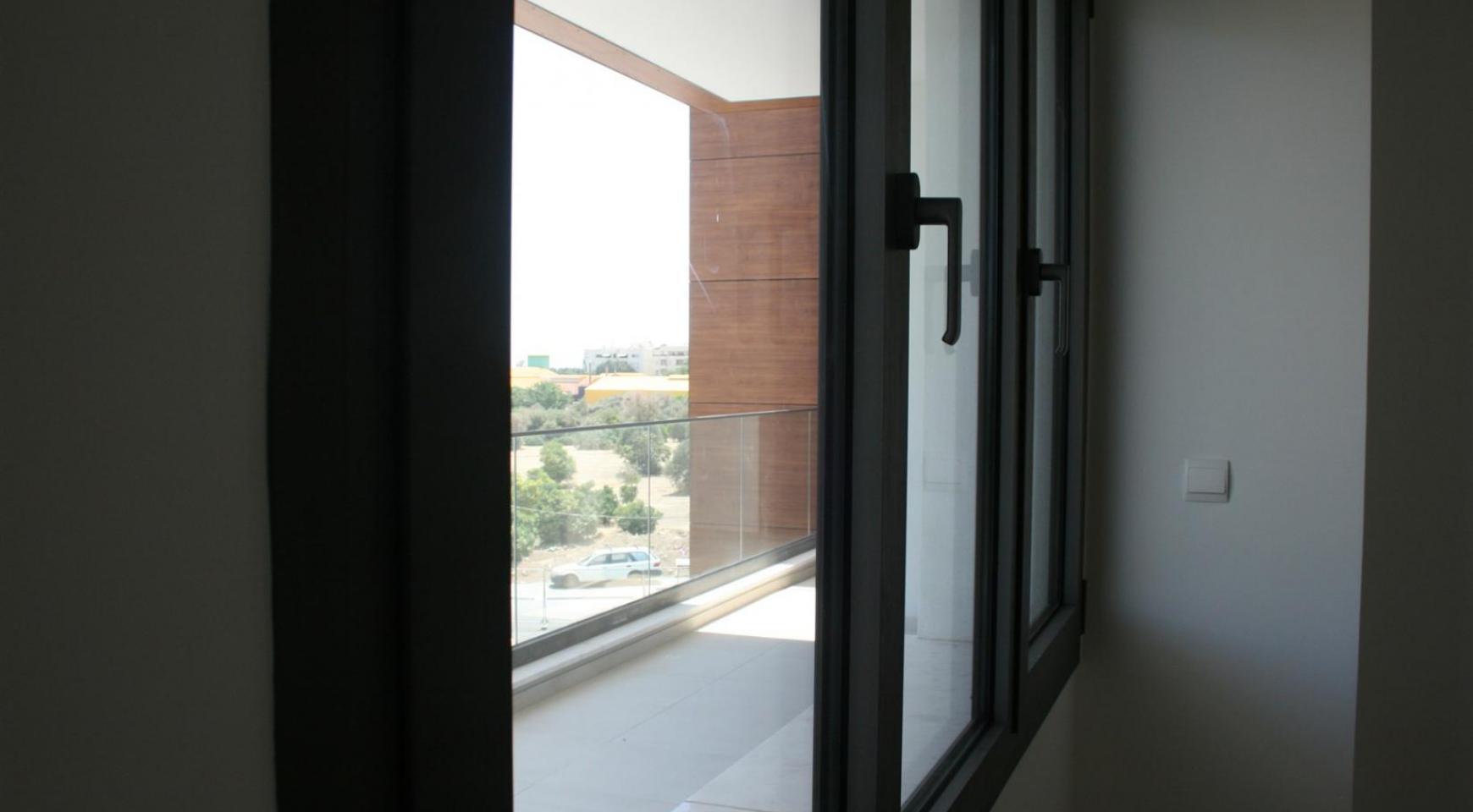 Новая Современная 3-Спальная Квартира  возле Моря - 43