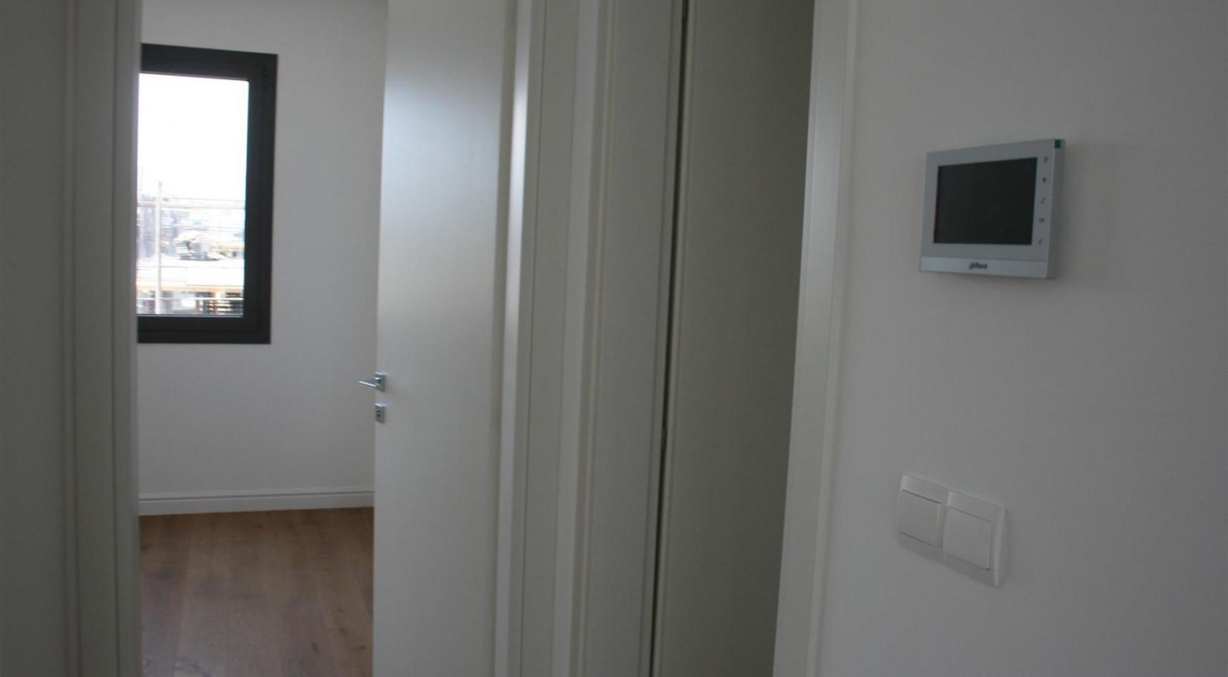 Новая Современная 3-Спальная Квартира  возле Моря - 25