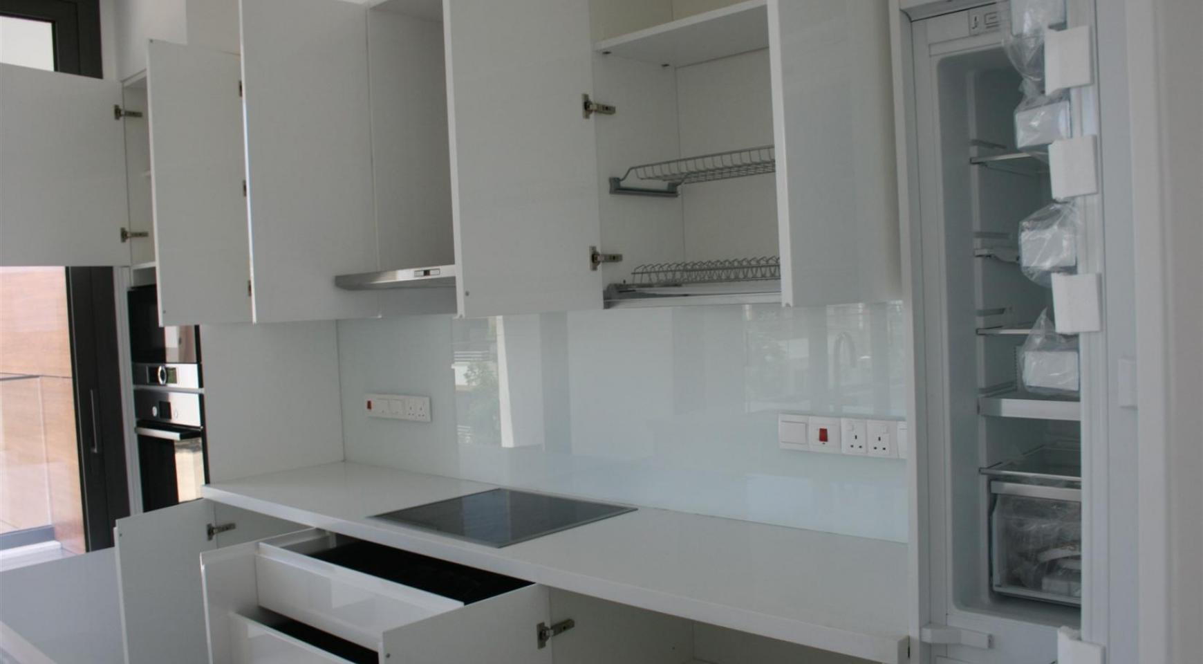 Новая Современная 3-Спальная Квартира  возле Моря - 19