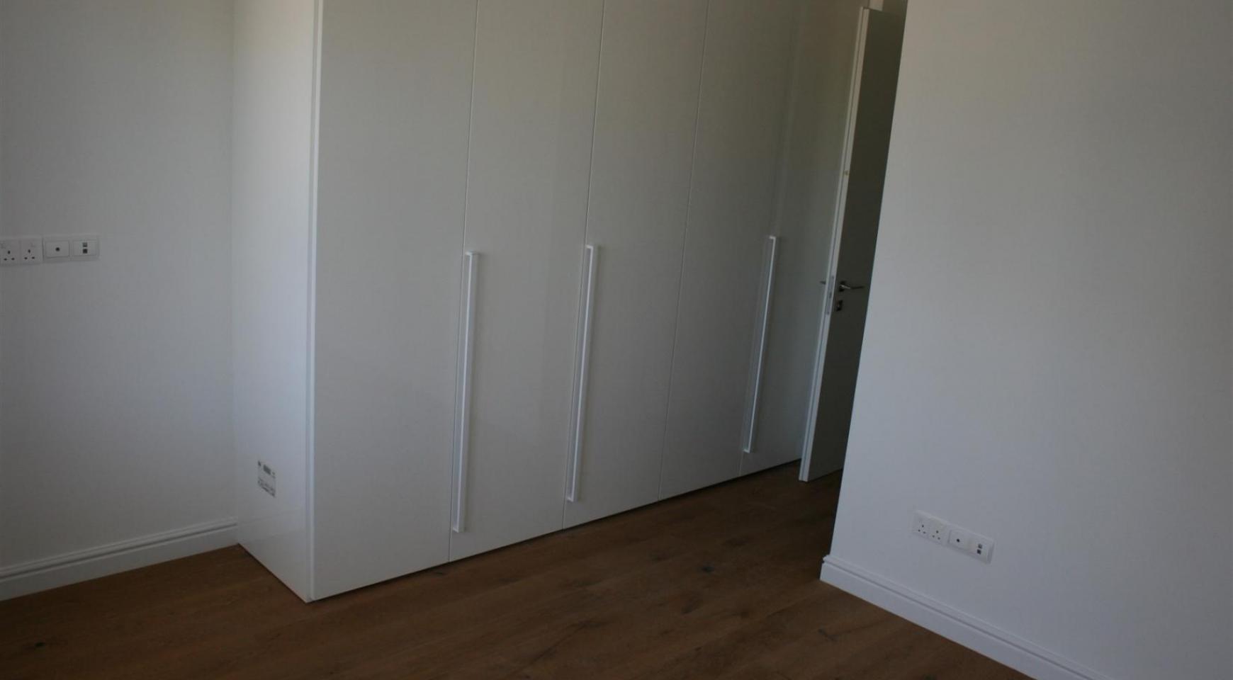 Новая Современная 3-Спальная Квартира  возле Моря - 47