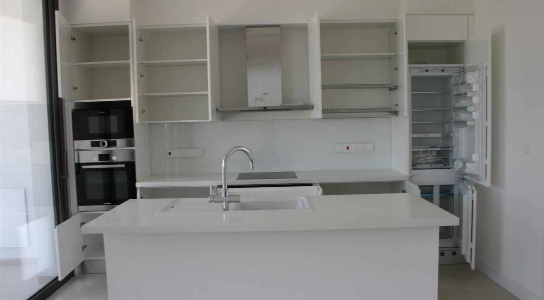 Новая Современная 3-Спальная Квартира  возле Моря - 17