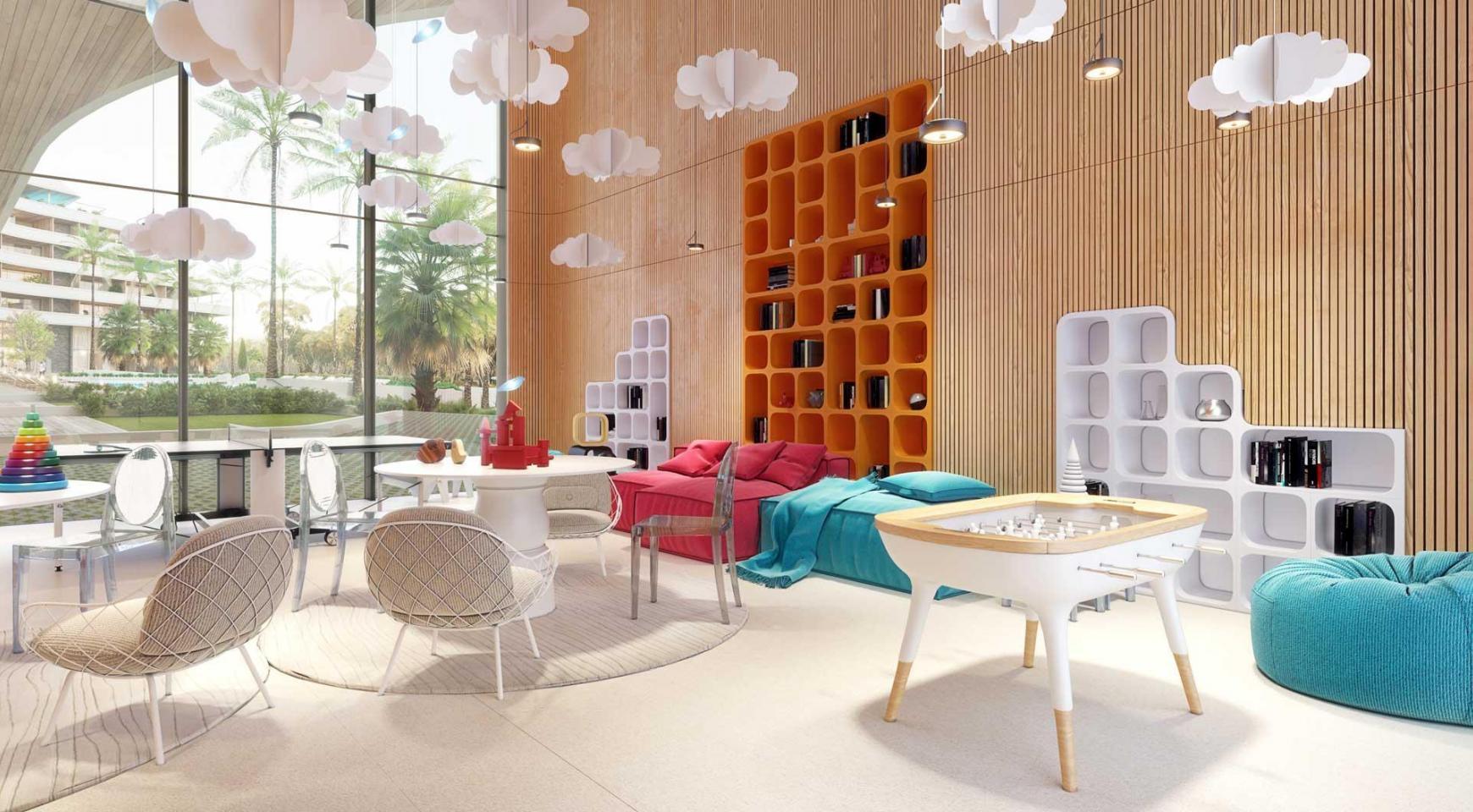 Новая 2-Спальная Кавртира в Современном Комплексе в Районе Потамос Гермасойя - 13