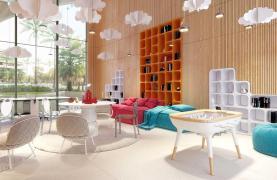Новая 2-Спальная Кавртира в Современном Комплексе в Районе Потамос Гермасойя - 30
