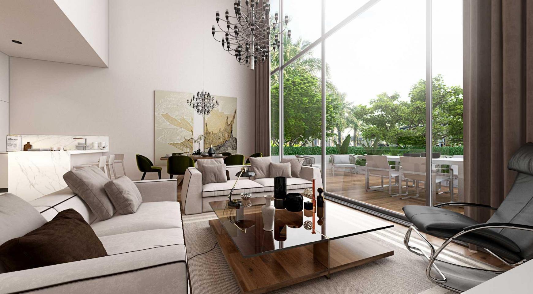 Новая 3-Спальная Кварнтира в Современном Комплексе в Районе Потамос Гермасойя - 16
