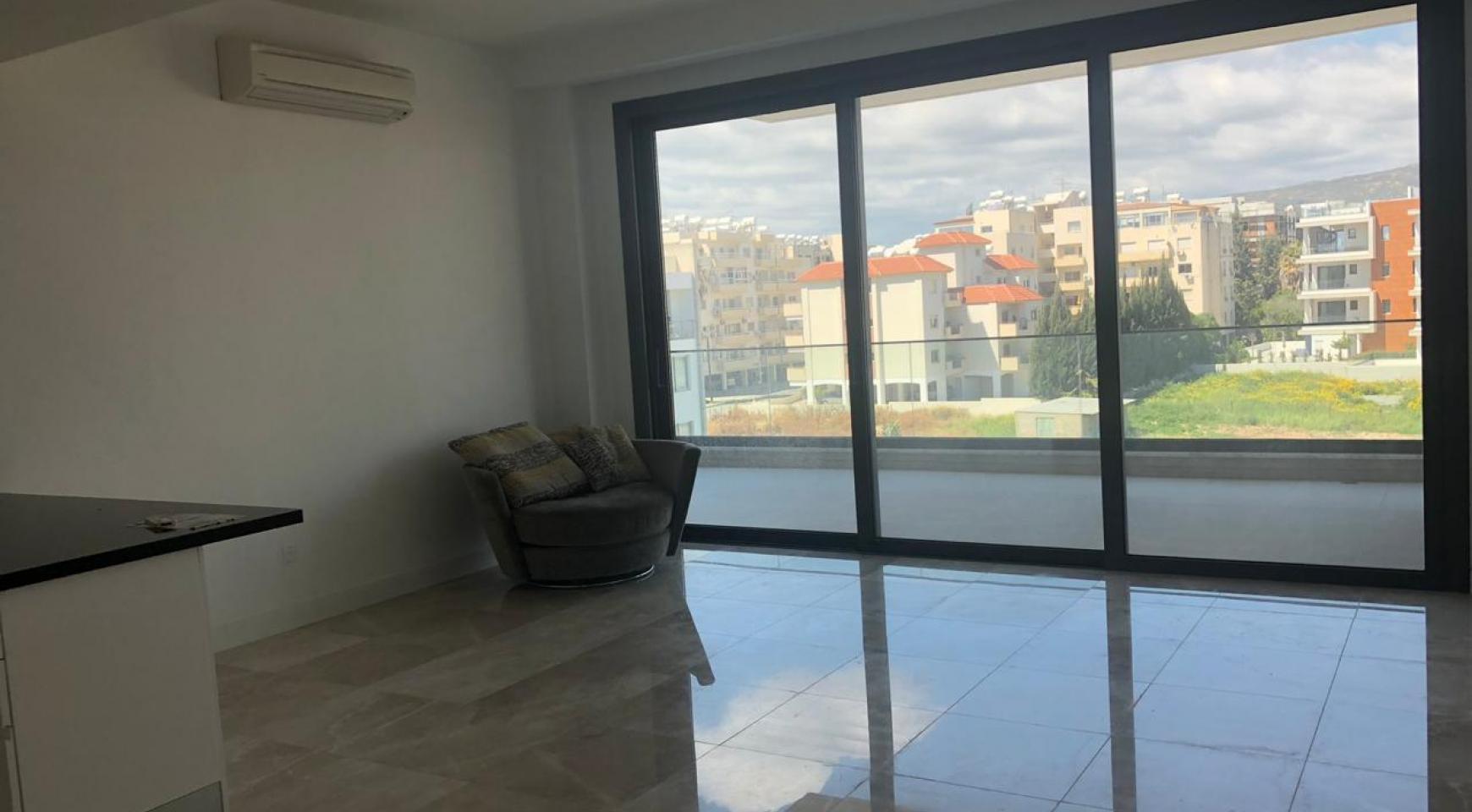 Современная 2-Спальная Квартира в Новом Комплексе возле Моря - 7