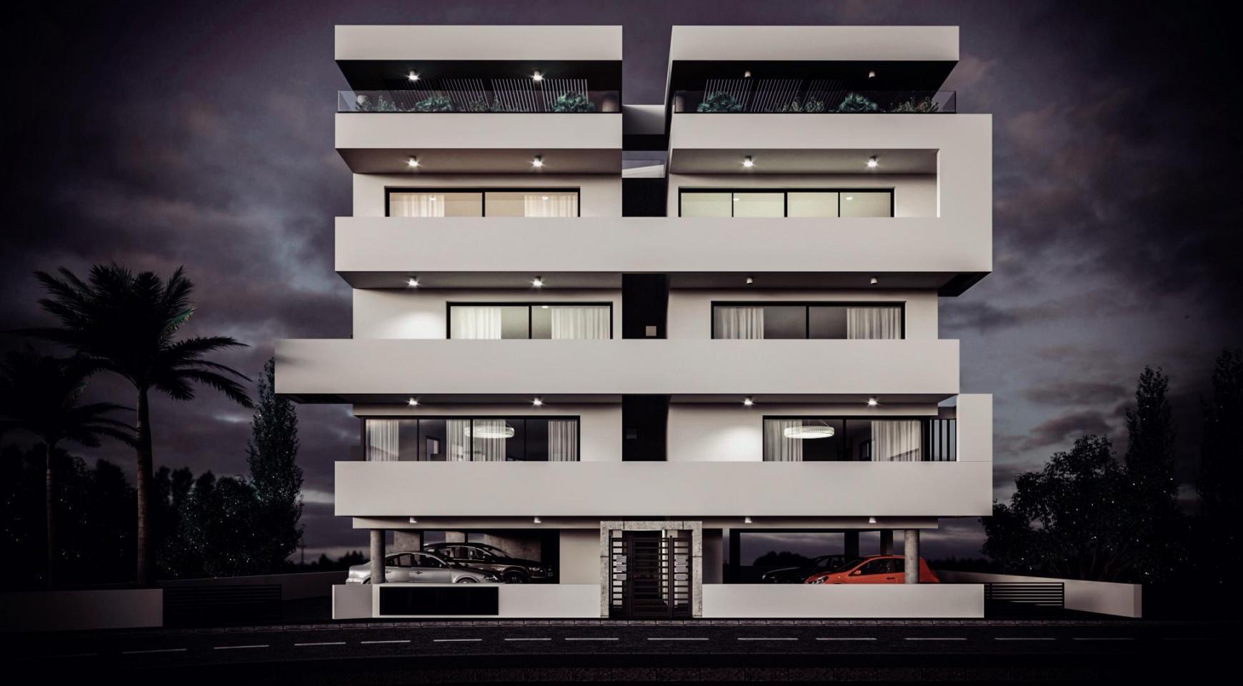 Жилое 6-Квартирное Здание в Районе Айя Фила - 8