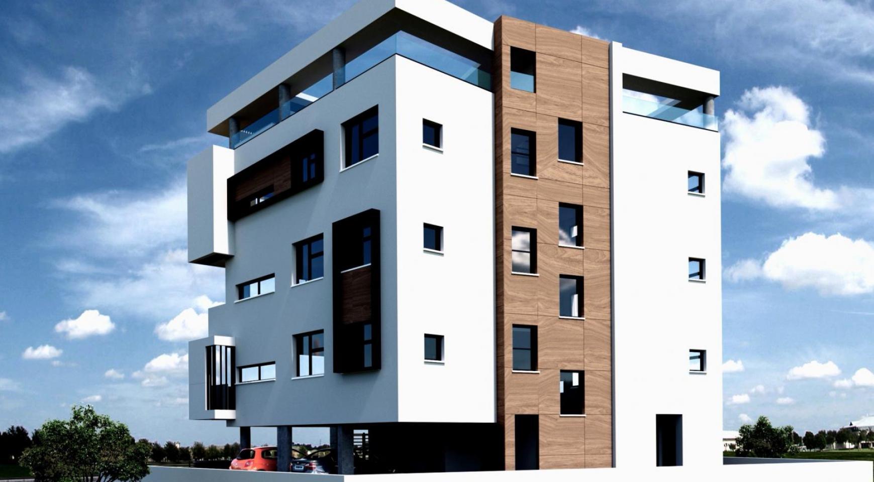 Жилое 6-Квартирное Здание в Районе Айя Фила - 3
