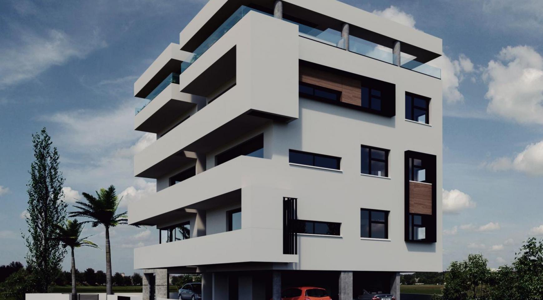 Жилое 6-Квартирное Здание в Районе Айя Фила - 2