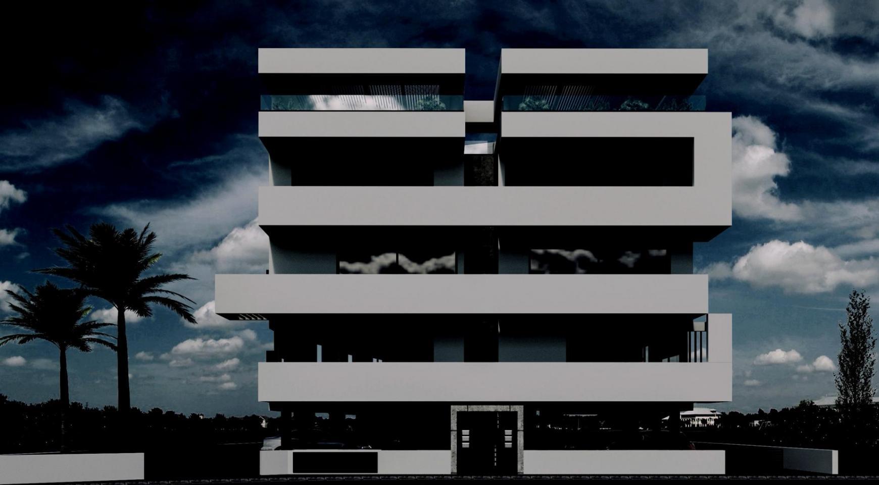 Жилое 6-Квартирное Здание в Районе Айя Фила - 7
