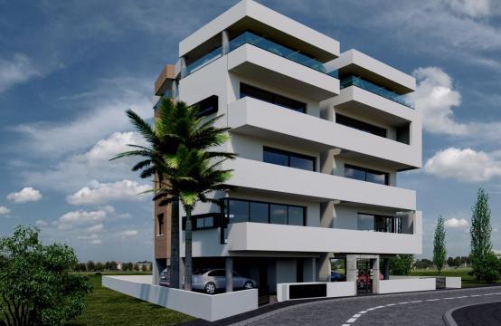 Жилое 6-Квартирное Здание в Районе Айя Фила