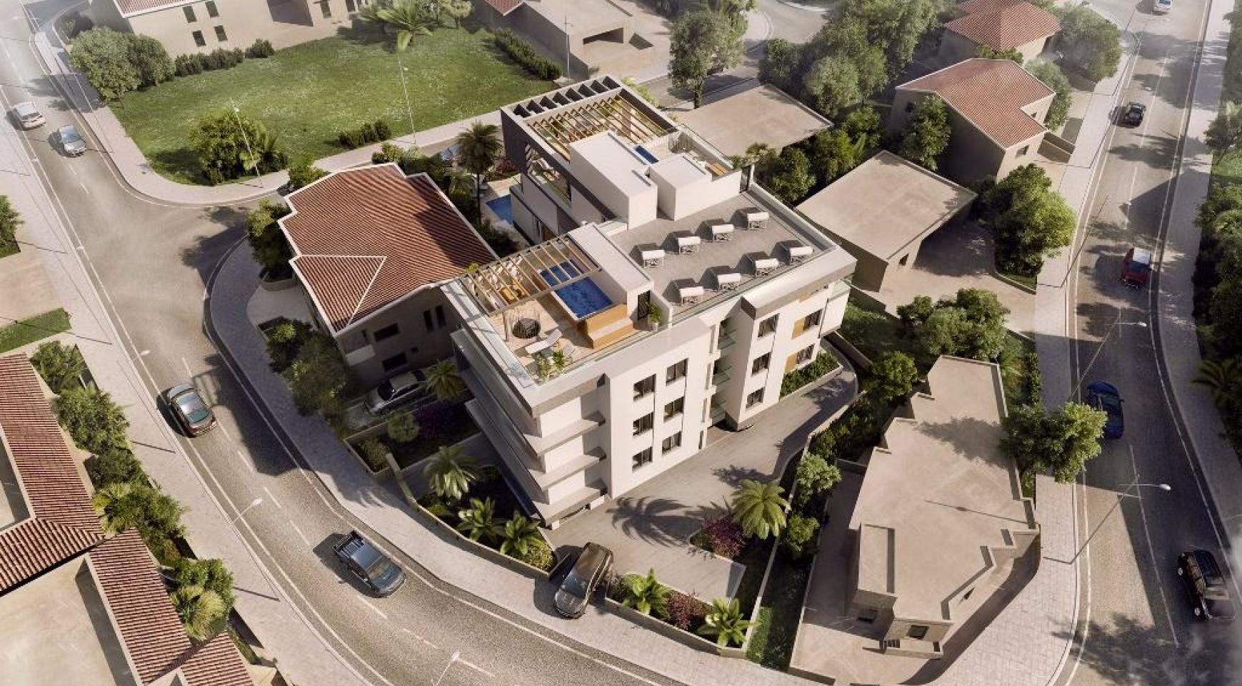 Новый 3-Спальный Пентхаус с Частным Бассейном в Районе Потамос Гермасойя - 6