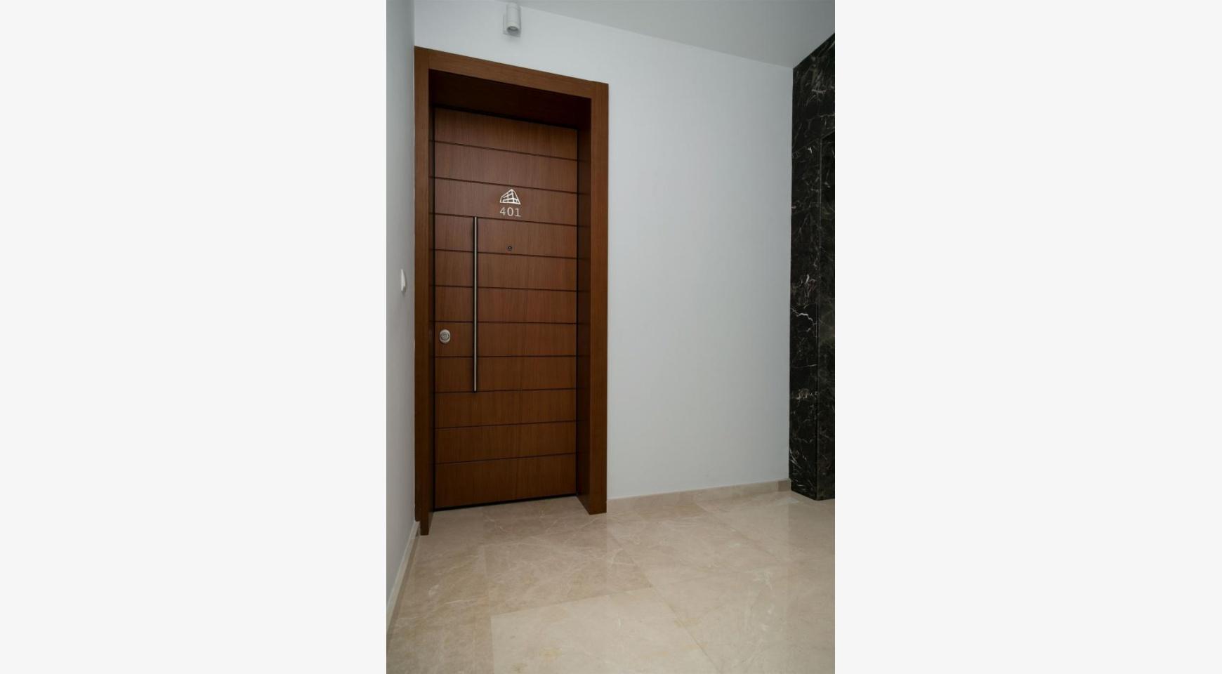 Malibu Residence. Современная 2-Спальная Квартира 301 в Новом Комплексе - 20