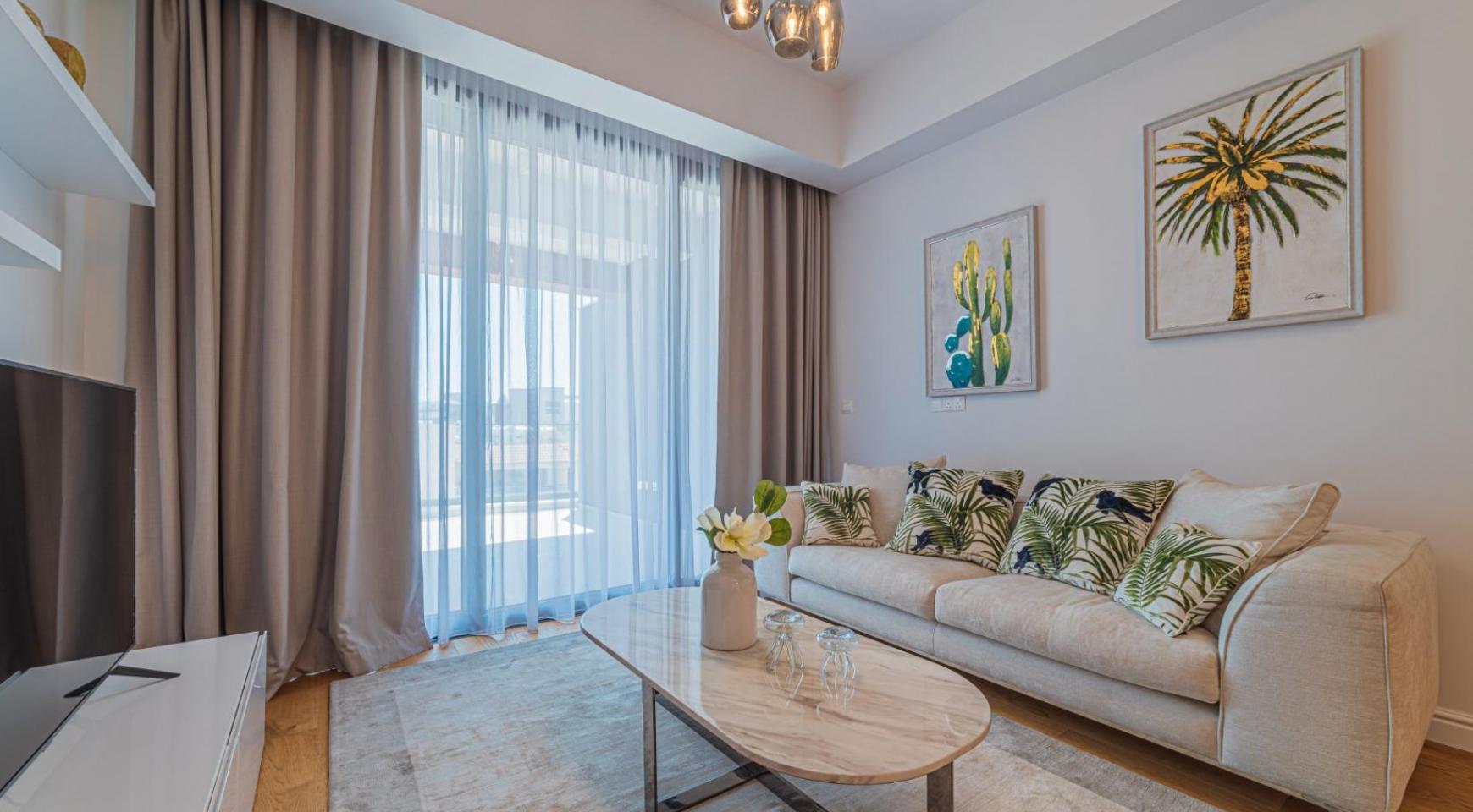 Parkside Residence, Кв. 101. 2-Спальная Квартира в Новом Комплексе в Туристическом Районе - 14