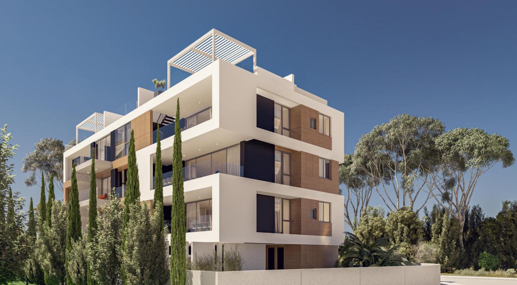 Parkside Residence, Кв. 101. 2-Спальная Квартира в Новом Комплексе в Туристическом Районе - 6
