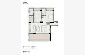 Parkside Residence, Кв. 101. 2-Спальная Квартира в Новом Комплексе в Туристическом Районе - 63