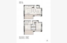 Parkside Residence, Кв. 102. 2-Спальная Квартира-Дуплекс в Новом Комплексе в Туристическом Районе - 64