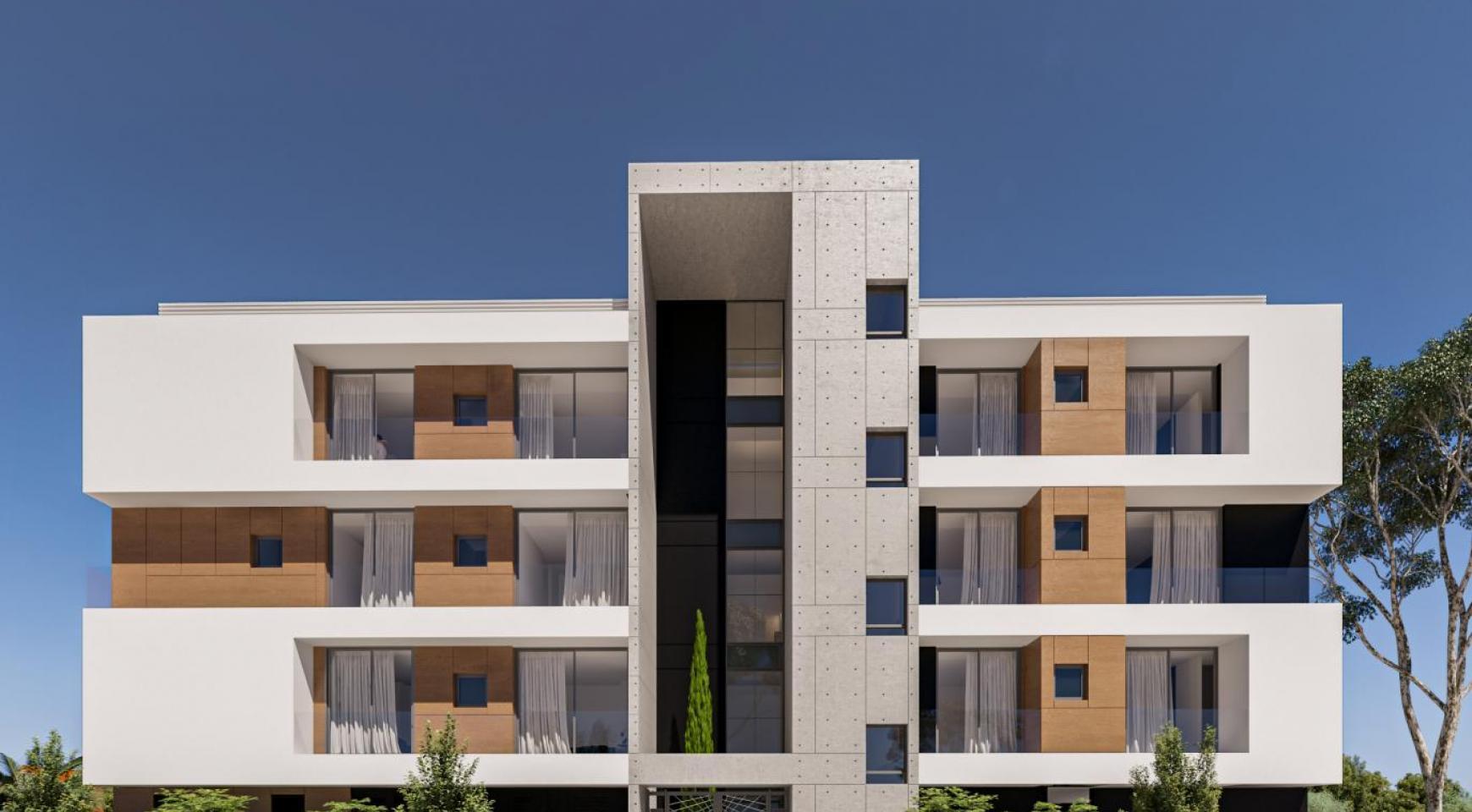 Parkside Residence. Просторная 2-Спальная Квартира 201 в Туристическом Районе - 3