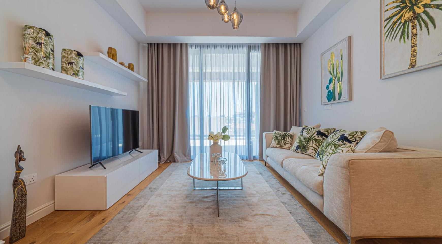 Parkside Residence, Кв. 201. 2-Спальная Квартира в Новом Комплексе в Туристическом Районе - 12