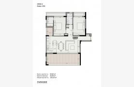 Parkside Residence, Кв. 201. 2-Спальная Квартира в Новом Комплексе в Туристическом Районе - 64