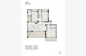 Parkside Residence, Кв. 301. 3-Спальный Пентхаус в Новом Комплексе в Туристическом Районе - 67