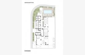 Parkside Residence. Просторный 4-Спальный Пентхаус 302 в Туристическом Районе - 41