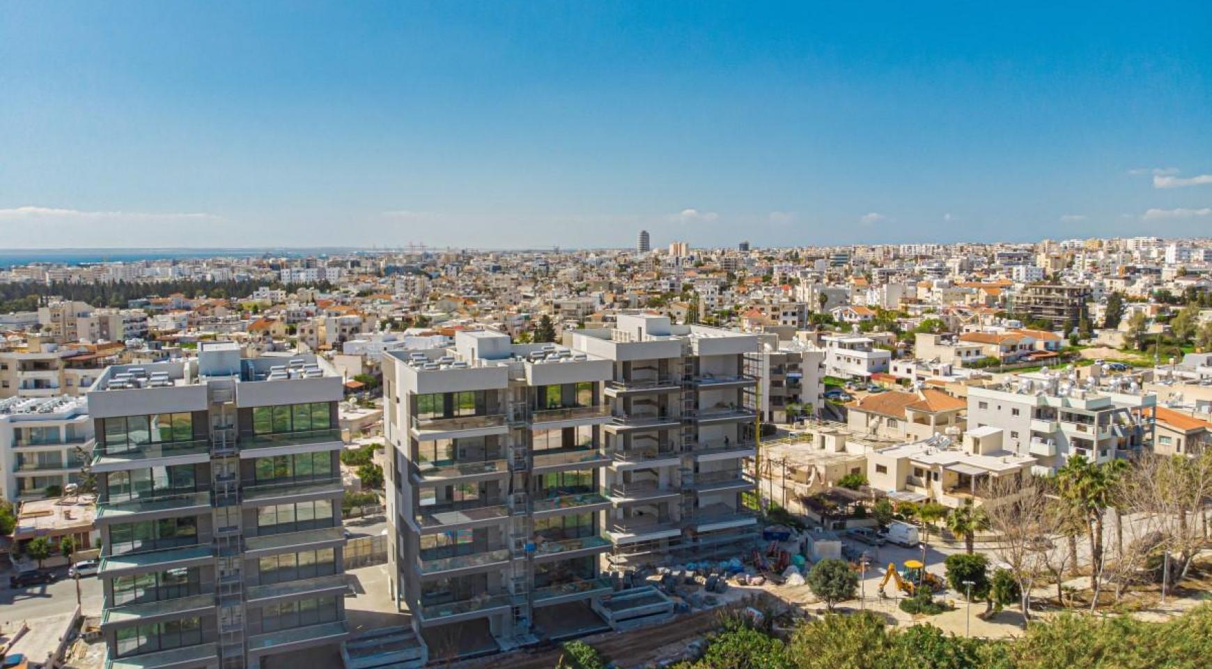 Urban City Residences, Кв. A 302. 2-Спальная Квартира в Новом Комплексе в Центре Города - 3