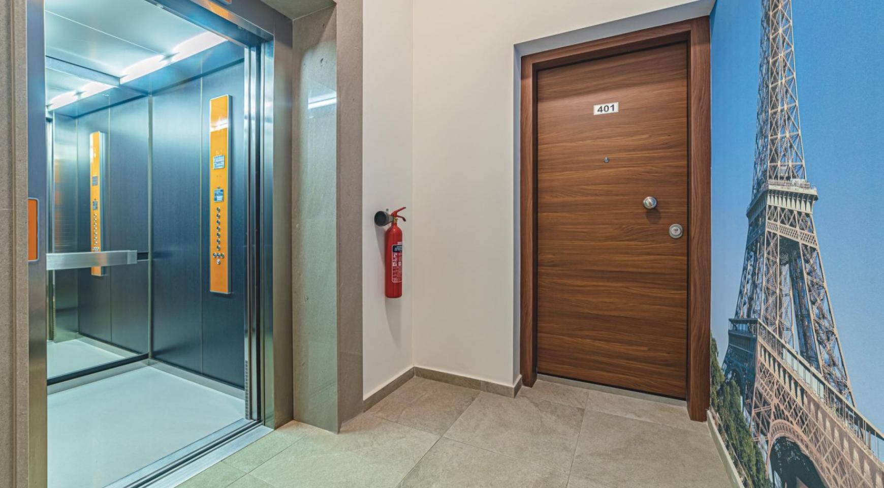 Urban City Residences, Кв. A 402. 2-Спальная Квартира в Новом Комплексе в Центре Города - 19