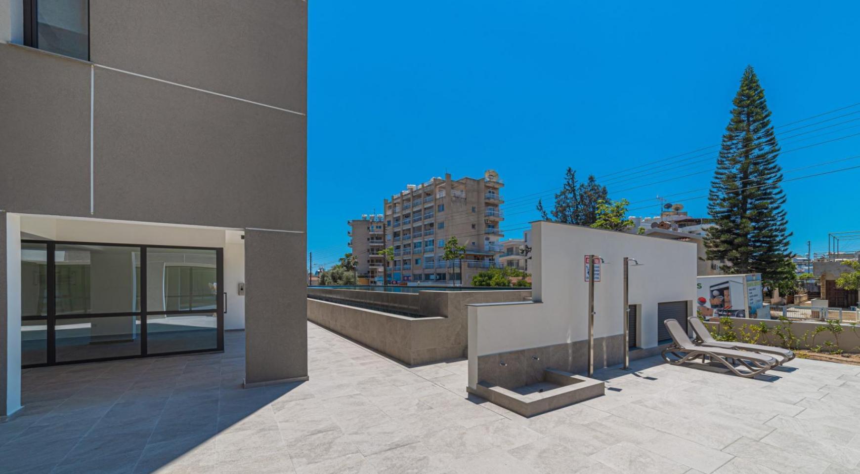 Urban City Residences, Кв. A 402. 2-Спальная Квартира в Новом Комплексе в Центре Города - 11