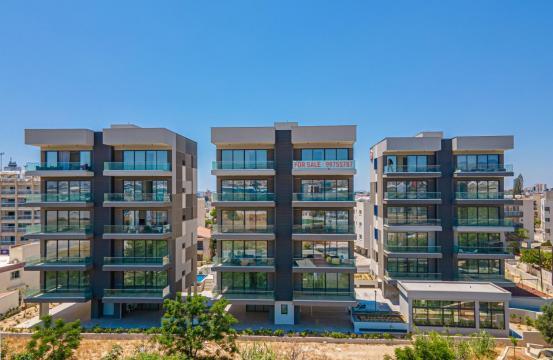 Urban City Residences, Кв. A 402. 2-Спальная Квартира в Новом Комплексе в Центре Города
