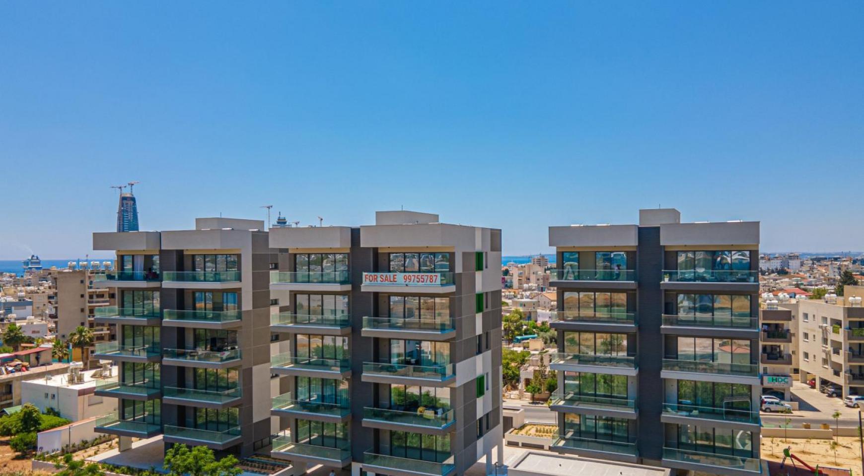 Urban City Residences, B 301. 3-Спальная Квартира в Новом Комплексе в Центре Города - 3