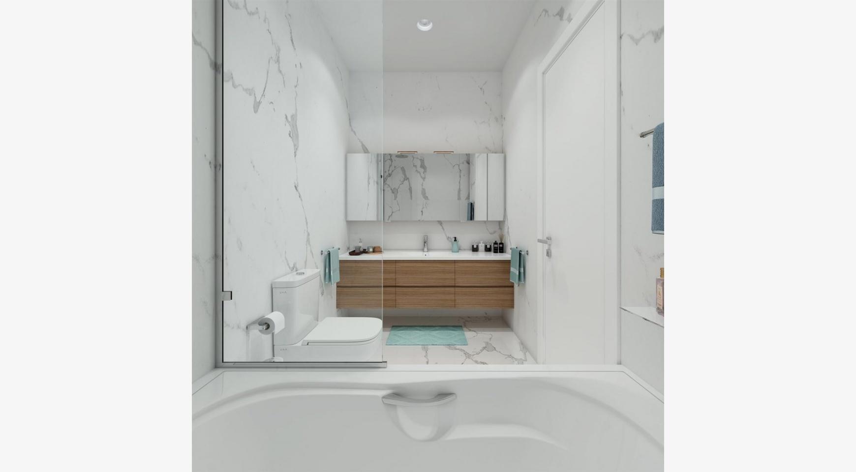 Urban City Residences, B 302. 2-Спальная Квартира в Новом Комплексе в Центре Города - 31