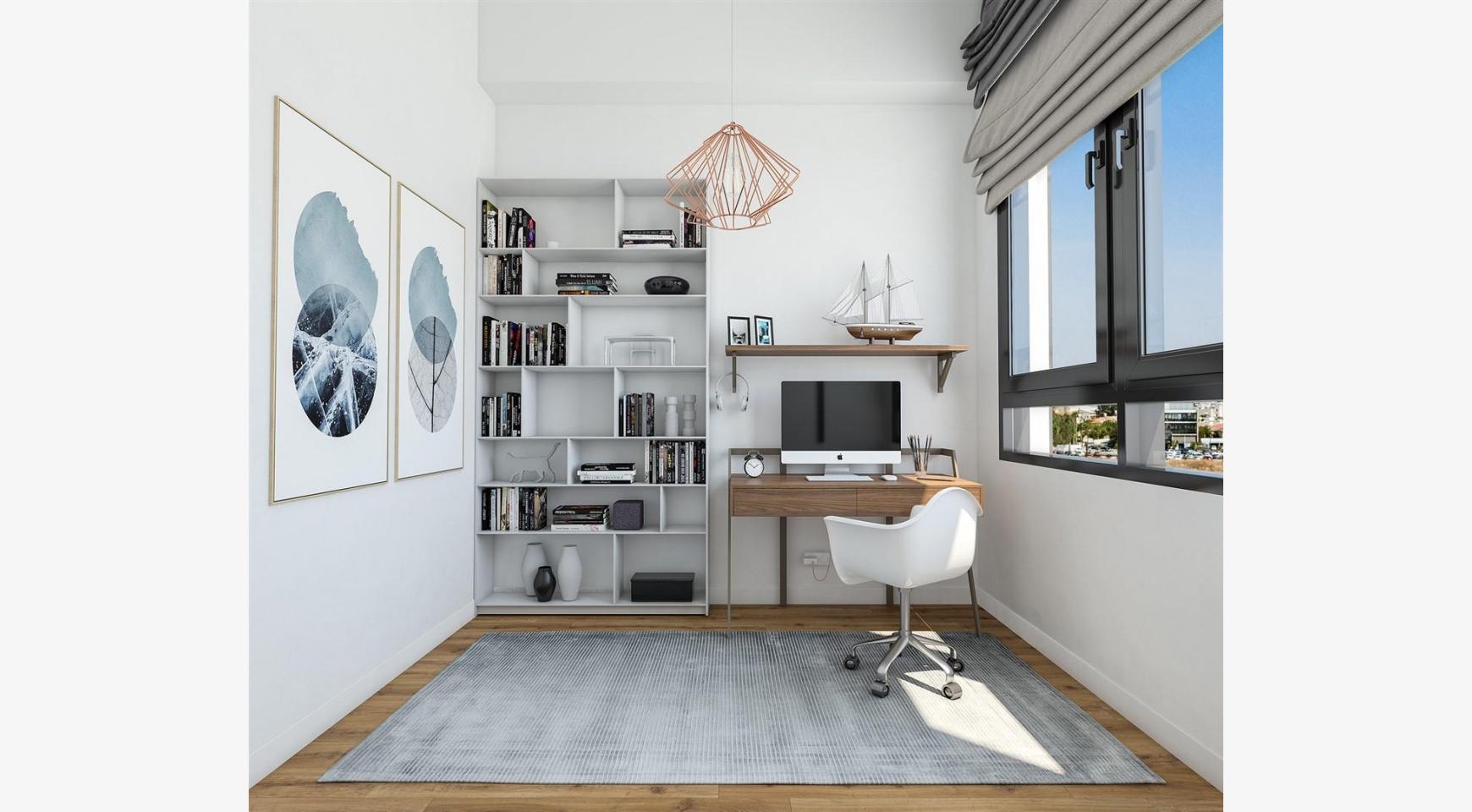 Urban City Residences, B 302. 2-Спальная Квартира в Новом Комплексе в Центре Города - 26