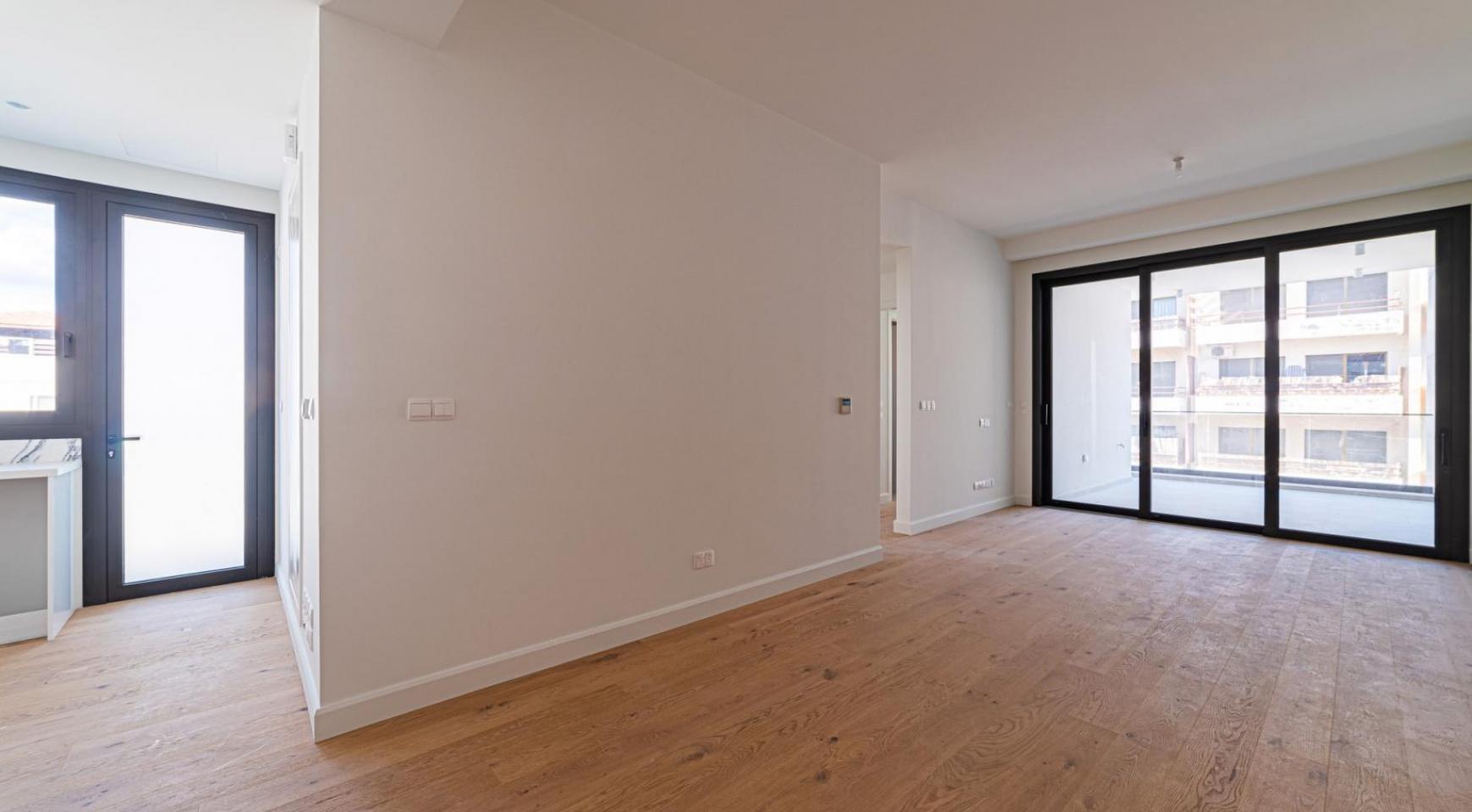 Hortensia Residence, Кв. 101. 2-Спальная Квартира в Новом Комплексе у Моря - 8