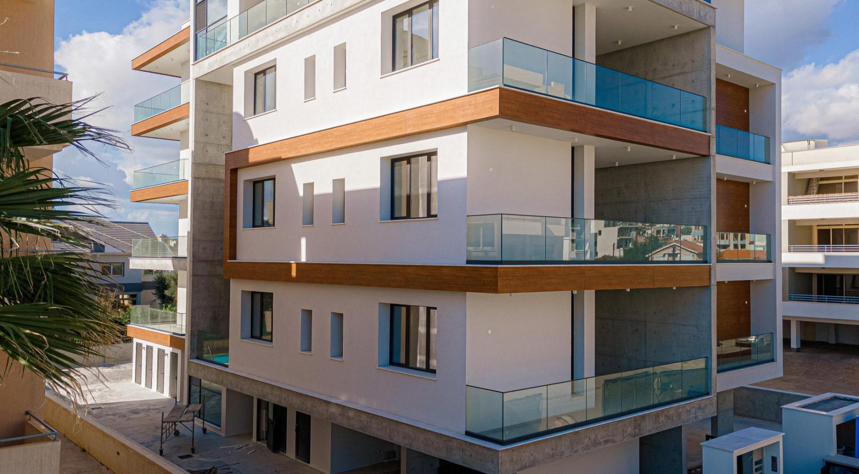 Hortensia Residence, Кв. 101. 2-Спальная Квартира в Новом Комплексе у Моря - 2